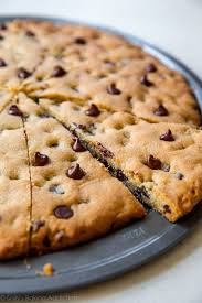 best 25 chocolate chip pizza ideas on pinterest chocolate chip