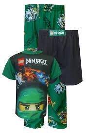 lego themed pajamas and for boys wars ninjago