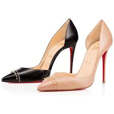 wedding shoes harrods christian louboutin culturella leather black silver louboutin