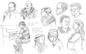 new sketches from improv theatre