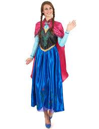 frozen costume princess frozen dress for women vegaoo