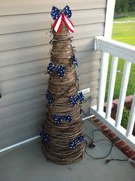this is what my grapevine tree looks like for the americana look
