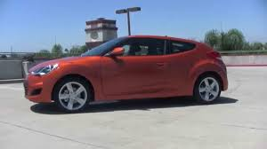hyundai veloster turbo vitamin c 2013 hyundai veloster in head turning