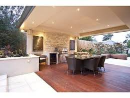 Outdoor Bbq Home Design Agreeable Barbecue Area Design Designated Landscaping