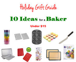 gift guide top 10 gifts for a baker busy
