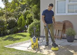 Patio Scrubber by