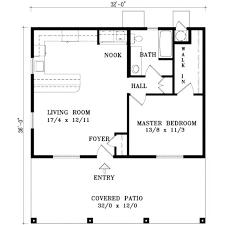 one bedroom cottage floor plans one bedroom guest house plans siatista info