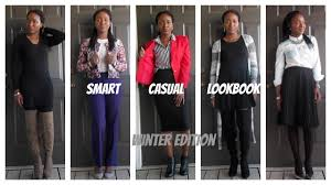 smart casual lookbook winter edition women u0027s wear jen