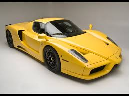 ferrari yellow car yellow ferrari enzo wallpaper cars wallpapers and pictures car