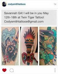 twin tiger tattoo home facebook