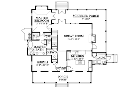 bermuda bluff ii 12318 house plan 12318 design from allison first floor plan 1700 sq ft