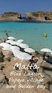 popeye village day 4 in malta blue lagoon popeye village and golden bay