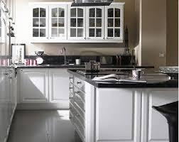 cuisine rustique blanche cuisine blanche 20 idées déco pour s inspirer deco cool