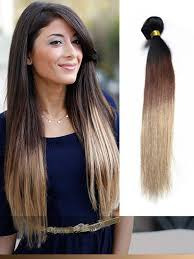 ombre clip in hair extensions clip in hair extensions ombre balayage indian remy black to