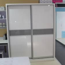buy blue ideal minimalist bedroom furniture sliding door wardrobe