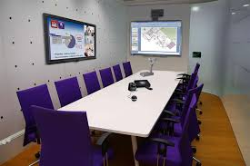 Interactive Meeting Table Interactive Display Solutions Board Room Solutions