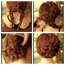 Easy Hairstyles Wavy Hair by Easy Hairstyle For Curly Hair At Home Best Hairstyle Photos On