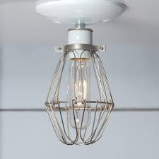 Wire Cage Light Shop Light Bulb Cage On Wanelo
