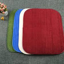 kitchen drying mat 40 46 cm microfiber dish drying mat for kitchen microfiber cushion