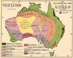 Australian Outback Map Australia Natural Resources Map Population Pinterest Natural