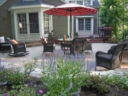 Asian Patio Design by Landscape Design Portfolio Gardens By Design Shrewsbury Ma