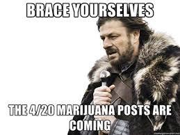 Marijuana Meme - happy 420 best funny memes heavy com