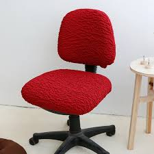 Desk Chair Arm Covers Aliexpress Com Buy Removable Chair Cover High Elastic Office