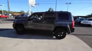 commander jeep 2016 2016 jeep patriot sport maximum steel metallic gd502779 mt