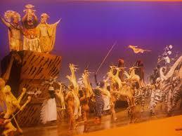 lion king musical london lyceum theatre