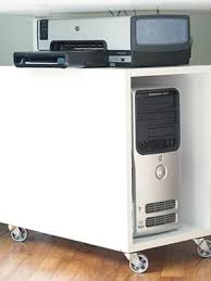 Computer Desk With Tower Storage by Best 25 Hideaway Computer Desk Ideas On Pinterest Wardrobe