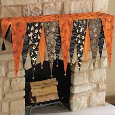 mantel scarf mantle scarf next step sew can i duck walk
