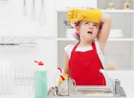 cleaning kitchen 3 tips for a cleaner kitchen in less time sponge sparkle cleaning