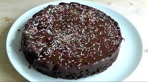 christmas chocolate delight cake no bake recipe how to make cakes