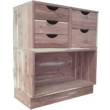 cedar closet organizer 4 pc stackable closet system