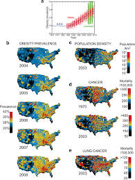 collective behavior in the spatial spreading of obesity pdf