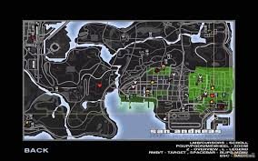 Gta 5 Map V Styled Radar V2 For Gta San Andreas
