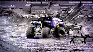 monster truck jam videos youtube monster jam monster jam path of destruction mohawk warrior