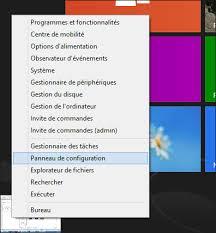 bureau windows 8 disparu windows 8 afficher les outils d administration sur l écran d accueil