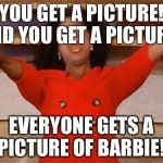 Oprah Meme You Get A - oprah meme generator imgflip
