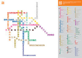 Map Mexico City by Submission U2013 Unofficial Icon Only Version Of The Transit Maps