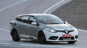 renault samsung sm3 next generation renault megane wagon spied as a chassis testing mule