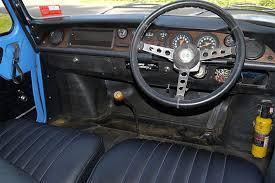 renault dauphine interior renault r8 interieur gordini tribute renault s bring a trailer