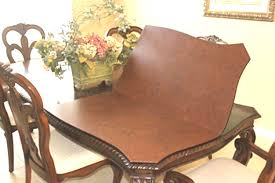 Dining Room Table Protectors Luxury 50 Table Pad Protectors For Dining Room Tables Design