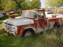 1959 F150 Big Window Short Bed 1959 Ford F 100