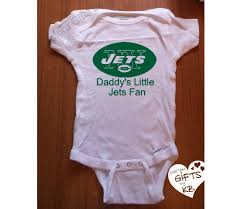 customized baby ny jets customized baby onesies aftcra