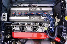 nissan 2000 engine datsun z 240z true blue green factory engine paint can engine