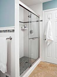 How To Replace A Bathtub With A Walk In Shower Small Bathroom Showers
