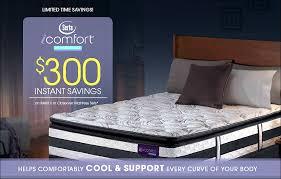 memorial day bed sale landing page serta mattress matters