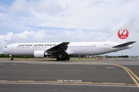 Japan Airlines Route Map by Pz C Japan Airlines