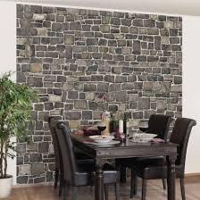 steinmauer wohnzimmer wohndesign geräumiges moderne dekoration dekosteine wand preis